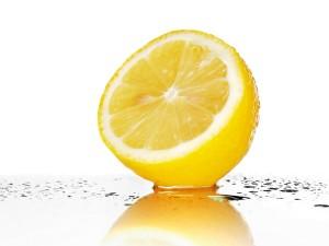 перхоть: лимон