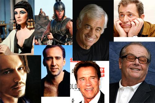 факты о знаменитых актерах