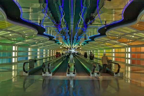 Аэропорт Чикаго О' Хара