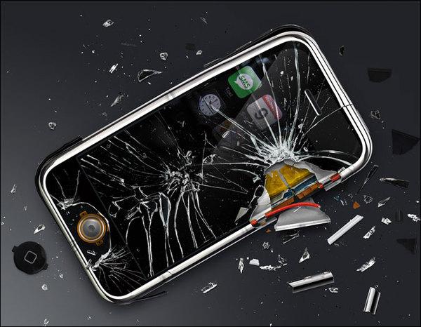 Подушки безопасности для смартфона