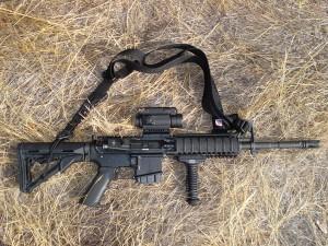 Штурмовая винтовка автомат AR-15/M16