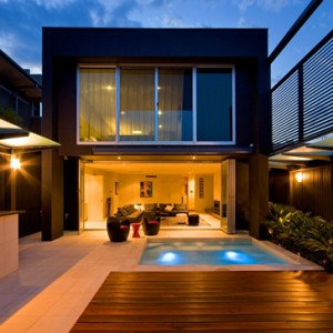 Дизайн особняка Мельбурн