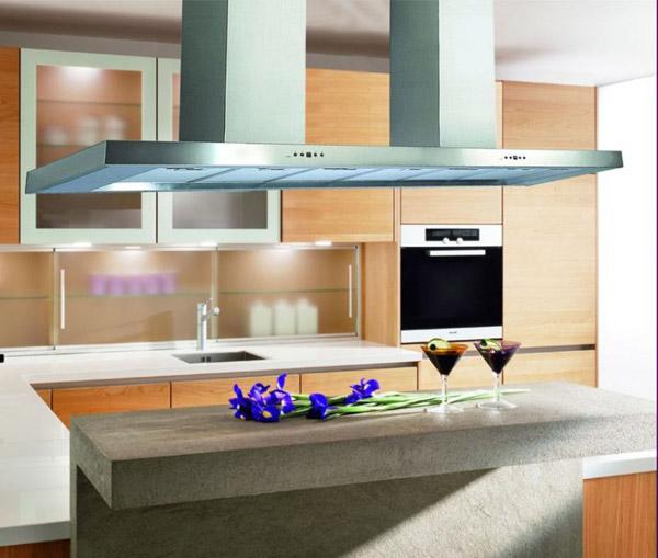 Электрическая кухонная вытяжка
