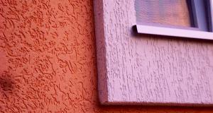 Способ отделки фасадов штукатуркой