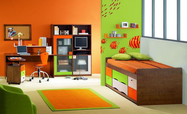Дизайн детской для девочки - фото