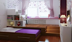 Планировка и дизайн однокомнатной квартиры