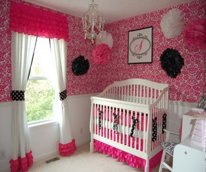 Красивые шторы для комнаты девочки