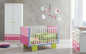 Недорогая мебель для новорожденных