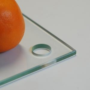 Как просверлить отверстие в стекле
