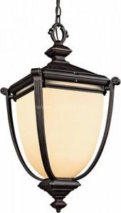 Уличный подвесной фонарь