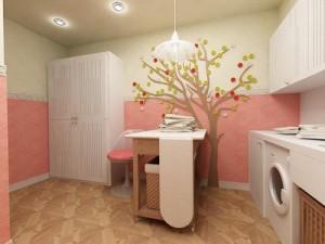 Хозяйственная комната в квартире