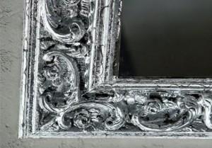 Зеркало с лепниной