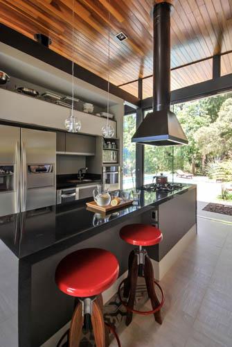 Кухня стиля модерн