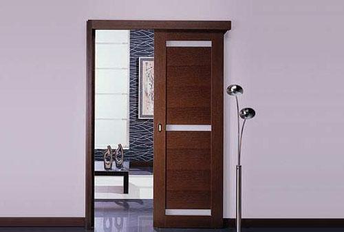 Раздвижной механизм для двери