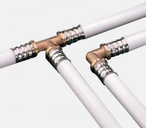 Соединение металлопластиковых труб - способы