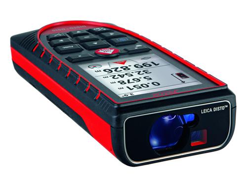 Лазерная рулетка - дальномер