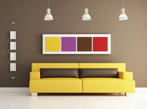 Лучшие краски для интерьера