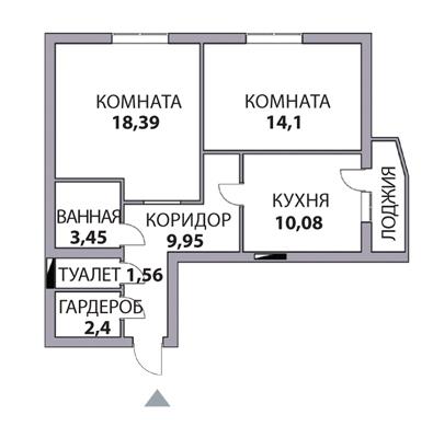 Планировка квартир в многоэтажных домах