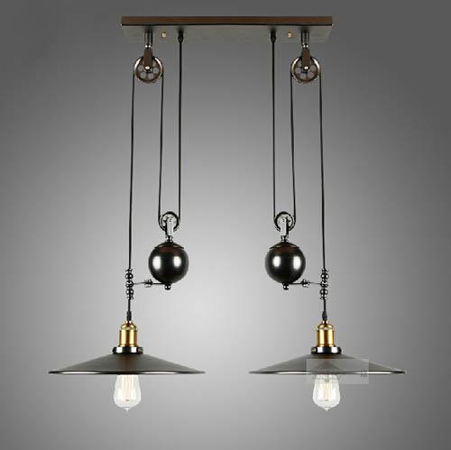 Стиль «лофт» - светильники