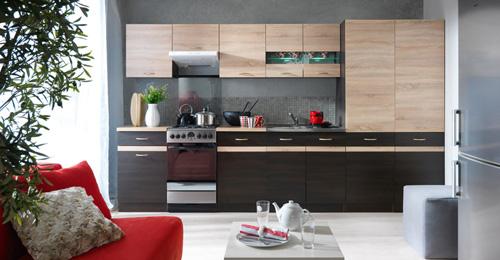 Кухни модульные от компании BRWmsk