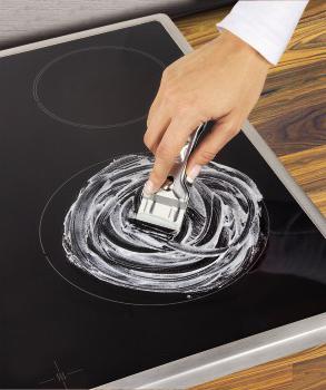 Плита со стеклокерамической поверхностью