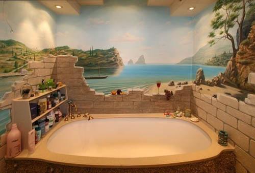 3D фотоплитка в ванной_13