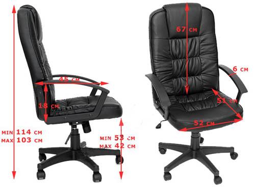 Недорогие офисные кресла_2