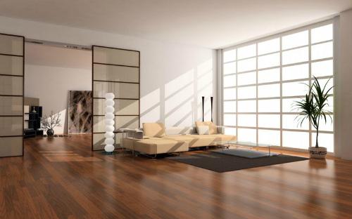 Японский стиль в интерьере спальни-2