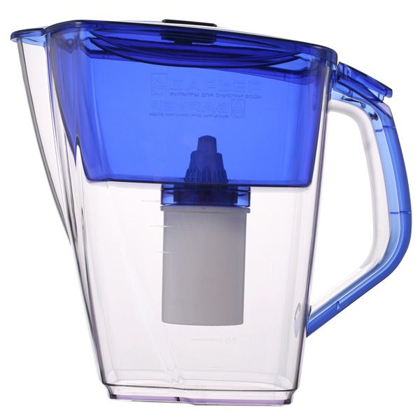 Кувшин с фильтром для очистки воды