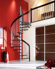 Лестница для частного дома2