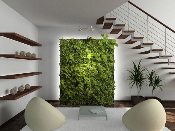 Растения в интерьере - красивые фото6