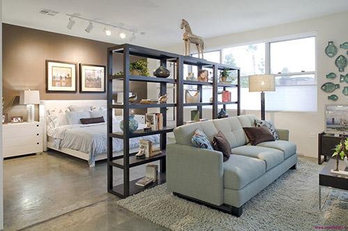 Современный интерьер малогабаритной квартиры1