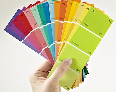 Увеличение пространства цветом