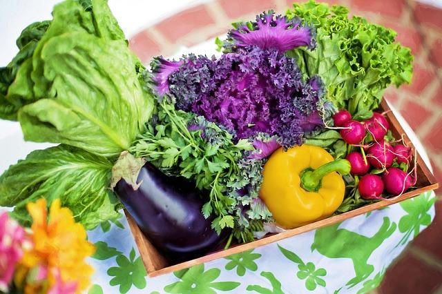 Где и как хранить овощи