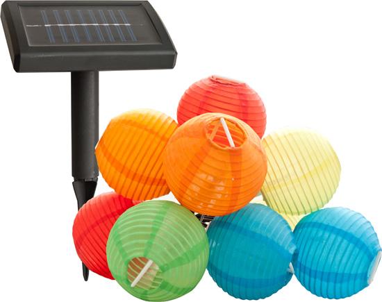 Светильники для дачи на солнечной энергии