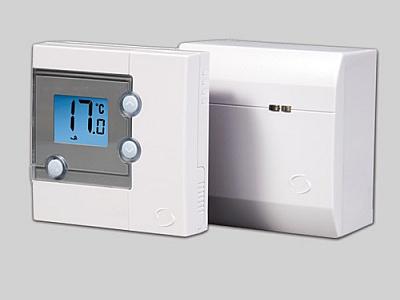 Электронные регуляторы отопления