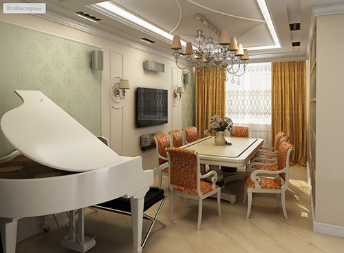 Дизайн двухкомнатной квартиры9