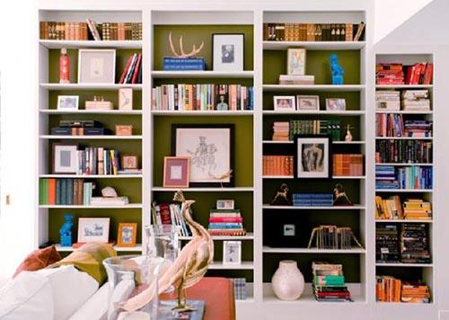 Biblioteka  v dome1