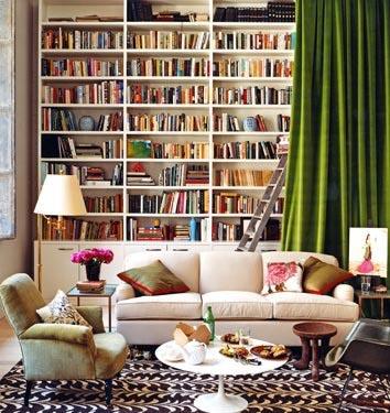 Biblioteka v dome4
