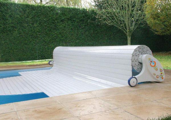 защитные жалюзи для бассейнов