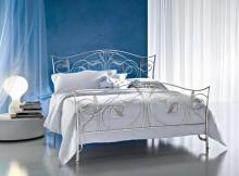 кованая кровать - дизайн и преимущества