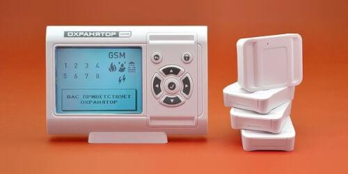 GSM сигнализация «Охранятор»