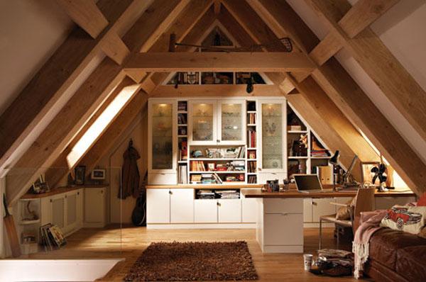 Квартира мансарда - как выбрать