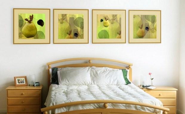 Постеры в интерьере -дизайн
