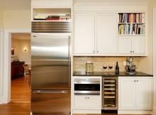 Полка над холодильником