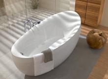 Ванны из кварила - особенности