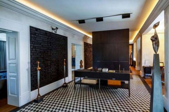 Интерьер квартиры для мужчины