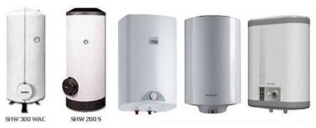 Проточные и накопительные водонагреватели