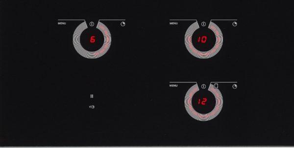 Asko HI1694G варочная панель с защитой от детей