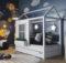 Кровать-домик - плюсы и минусы мебели